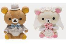 Rilakkuma Plushies / Limited edition soft toys and regular release soft toys!