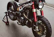 Bikes, cafe racers, customs