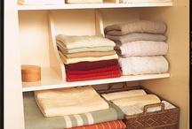 Ideas for moms closet / Organize items display items