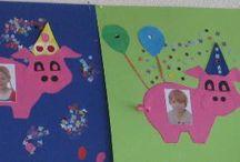 school: verjaardagskalender