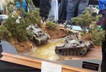 Dioramas militares