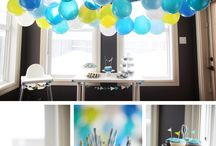 Will's 1st birthday / Ideas for the first birthday party