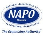 PROUD MEMBER / National Association / by AmyeToTheRescue! Professional Organizer