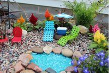 Minyatür masal bahçeleri