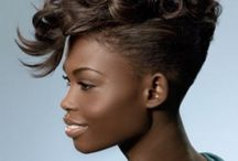 Hairstyles / Hairstyles for a diva