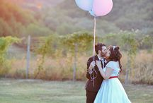 Balloons  / by Bellissimo Weddings