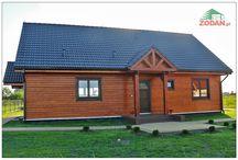Projekt  domu Jaskółka