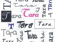 Tara / by Tara Christine