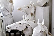 SCULPTURE  / by Marcia Thornander