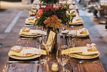 Wedding/table