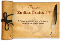 Pisces Zodiac Traits / Find out about Pisces characteristics and Pisces personality traits.