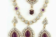 Jewelry / by Sarah Cherian