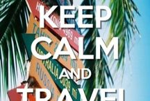 TRAVEL QUOTES / Quotes about traveling  / by Gordon Desodt