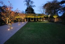 Garden lighting / Garden lighting by Charlotte Rowe Garden Design