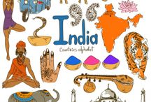 india lapbook