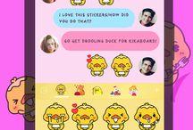 Kika Sticker