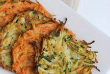 Paderno ... Vegetable spaghetti recipes / Recipes for vegetables and rice substitutes    / by Samanta Satnarain