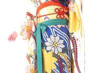振袖 / アンティーク、ヴィンテージ、現代振袖と色々楽しめる縁-enishi-振袖。