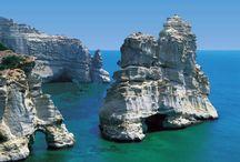 Greece , ISLAND , MILOS