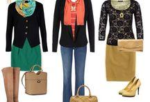 Móda / Fashion / outfits, styly, tvorba šatníku, kombinace