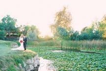 Brandie & Dan's Joyful Fall Wedding @ Oak Creek Golf Club