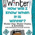 WINTER K-3 / by Virginia Brotherson