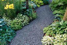Aranżacje ogrodów / planowanie ogrodów