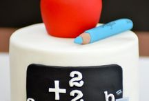 Back to school cake and ideas
