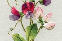 Embrodery Crewelwork