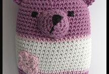 Passion crochet / Toutes mes créations réalisés au crochet. J'utilise du fil 100% coton et certifié Oeko-Tex Standard 100 (absence de substances nocives)