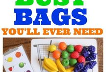 Busy Bags for travel