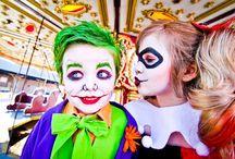 Batman / Batman, Joker, Harley Quinn, Catwoman, Poison Ivy, Suicide Squad
