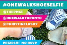 #OneWalkShoeSelfieTwitterParty / The Shoppers Drug Mart® OneWalk to Conquer Cancer benefiting Princess Margaret Cancer Centre is your opportunity to be part of a game-changing movement to conquer cancer. Join out Twitter Party  June 2, 2015 at 8pm E to show your support!   http://twubs.com/onewalkshoeselfie