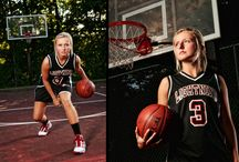 Bola basket anak perempuan