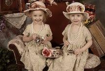~Amelia's Vintage Teaparty~