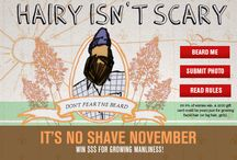 Hairy Isn't Scary 2013 / by Simply Youth