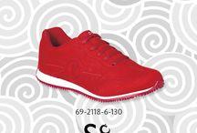 POR COLOR dama / OPCIONES de calzado por #COLOR
