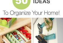 house tips and organize