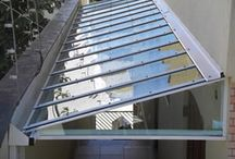 Cerramientos de vidrio