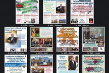 Portadas 2012 / Portadas Revista Joc Privat. 2012