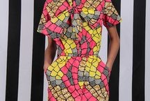 African fashion / Ankara and more...