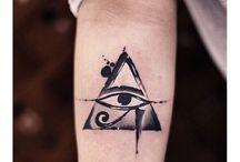 Orus eye tat