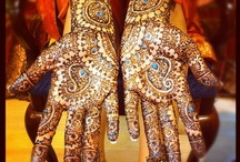 Henna/Mehndi / Traditional mehndi has gone out the window. These styles are what's HOT now
