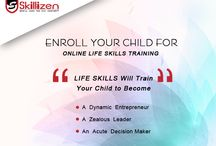Life Skills! / Skillizen, a believer in digital education, encourages fast learning methods with the help of online courses, web games & interactive books- https://goo.gl/5HWOCY