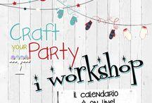 Craft Your Party / Scopri tutti i nostri espositori!