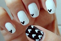 Mickey Mouse Nails ART