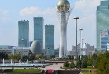 Travelling Around Kazakhstan