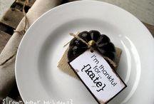 Thanksgiving / by Sara Davis