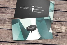 BusinessCards / by Massamba Gaye
