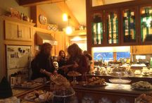 SI Tea & Dolci / December 6th, 2014 Holiday High Tea and Dolci at a private residence in Ward Hill, Staten Island.